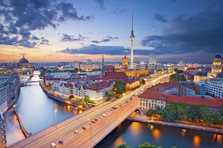 reunion Albo Euro Consult - Berlin