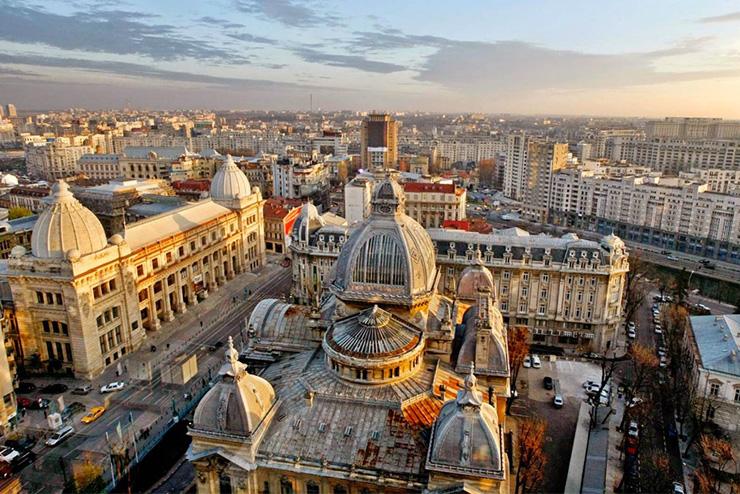 reunion Albo Euro Consult - Roumanie